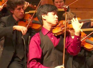 VC Young Artist Timothy Chooi