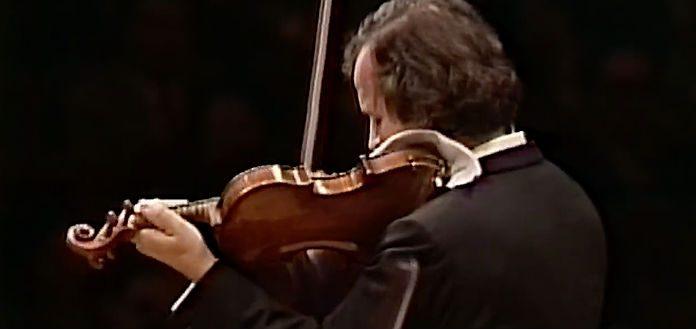 Vclav Hudeek Violinist Tchaikovsky Violin Concerto Tokyo Cover