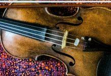 Stolen Violin
