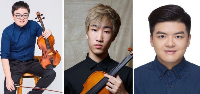 2018 ARD International Viola Competition Finalists Cover