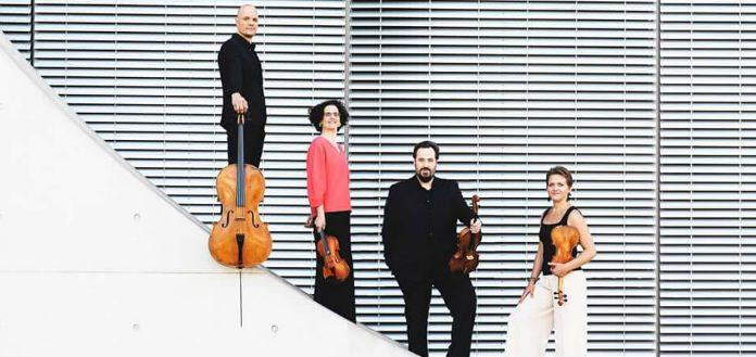 Artemis String Quartet Cover