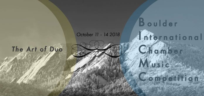 Boulder Chamber Music Competition