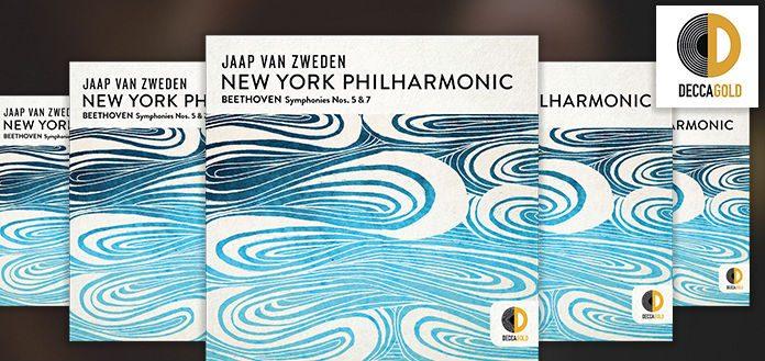New York Philharmonic Jaap Van Zweden Beethoven Decca GoldCover