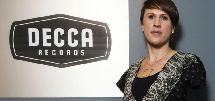 Rebecca Allen Decca Records President Cover