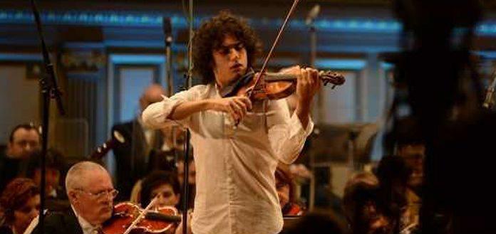 Vikram Sedona Enescu International Violin Competition Cover