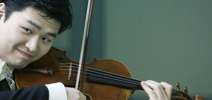 Ying Fu National Symphony Orchestra Associate Concertmaster Cover