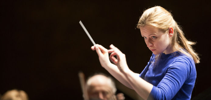 new zealand conductor gemma new invited to conduct new york phil
