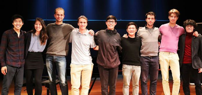 Paulo International Cello Competition Semi-Finalists Cover