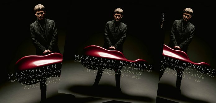 Maximilian Hornung Out Now