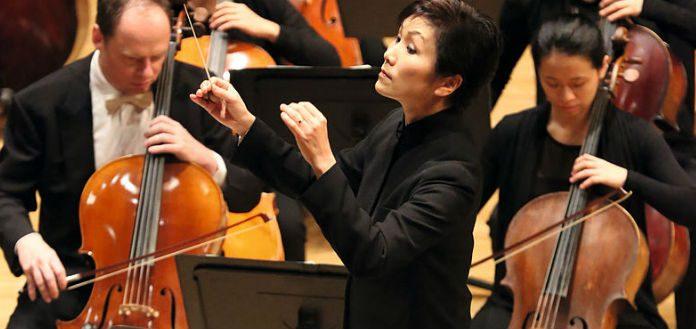 Yip Wing-sie Conductor Hong Kong Sinfonietta Cover
