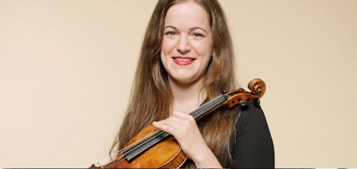 Catherine Myerscough Violinist Cover