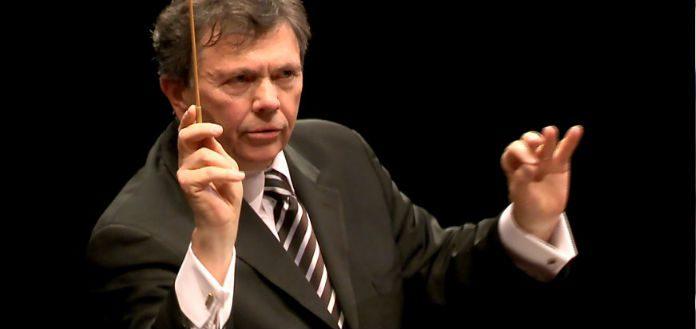 Gerard Schwarz Conductor Cover