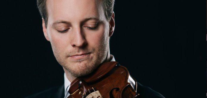 Matthias Honeck Vienna Symphony Violinist Cover