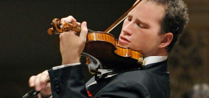 Nikolaj Szeps-Znaider Violinist Cover
