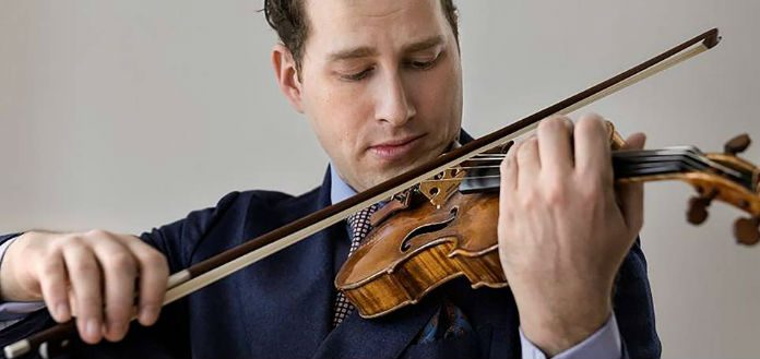 Nikolaj Znaider Violinist Violin Cover