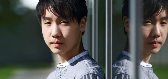 Stephen Kim Violinist Cover