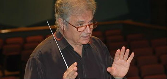 Thedoros Andonou Conductor Composer Cover