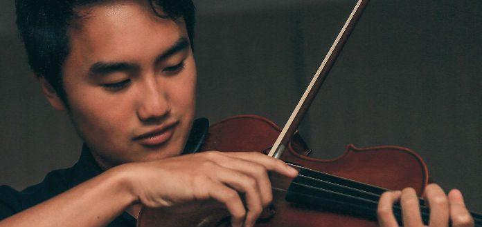 Tim Yu Violinist Cover