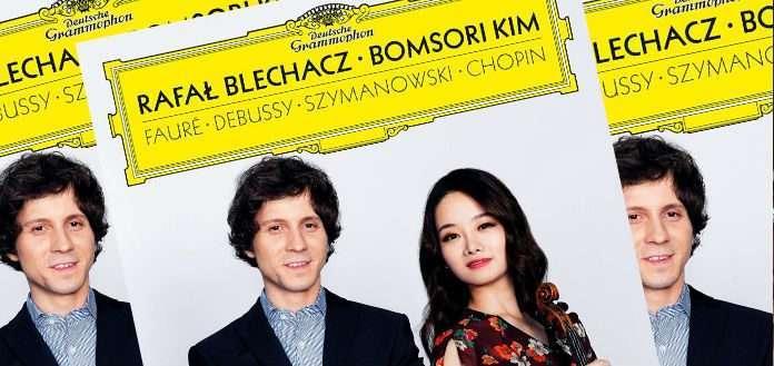 Bomsori Kim Rafal Blechacz Cover