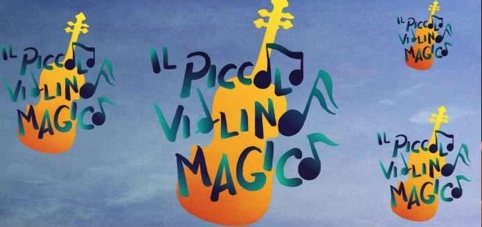 Il Piccolo Violino Magico Cover