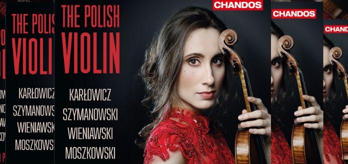 Jennifer PIke The Polish Violin Cover
