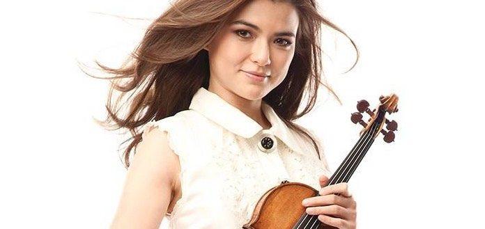 Karen Gomyo Violinist Cover