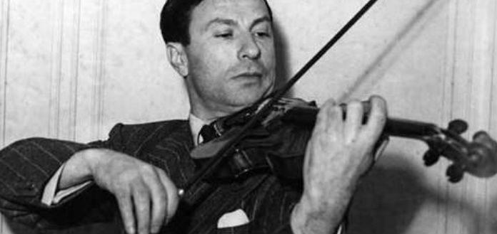 Nathan Milstein Violinist Cover