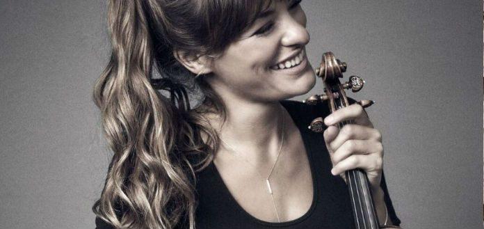 Nicola Benedetti Violinist Cover