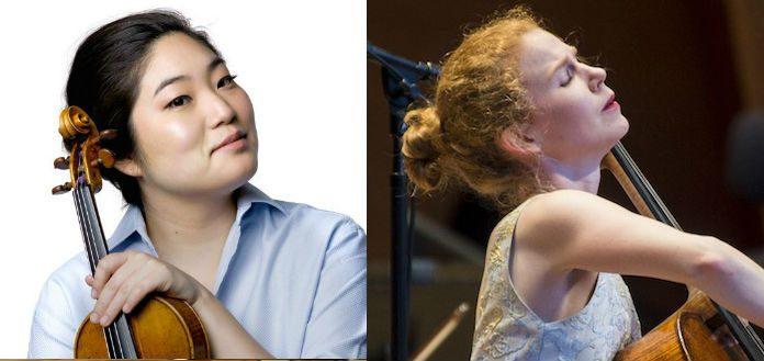 Suyeon Kim Harriet Krijgh Violinist Cellist Cover