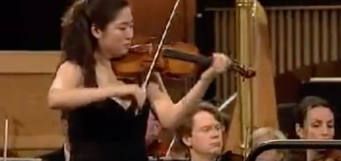 Suyeon Kim Violinist Queen Elisabeth Competition Cover