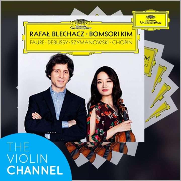 VC Artist Bomsori Kim & Rafal Blechacz CD Winners Announced!