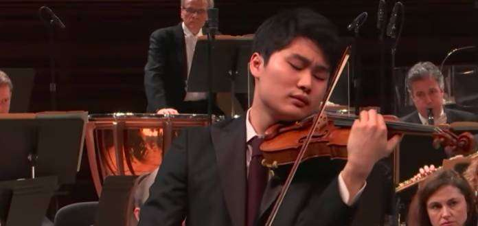 NEW TO YOUTUBE | VC Young Artist InMo Yang – Saint-Saens