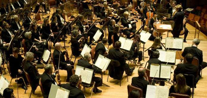 Baltimore Symphony Orchestra Cover