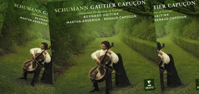 Gautier Capuçon Out Now