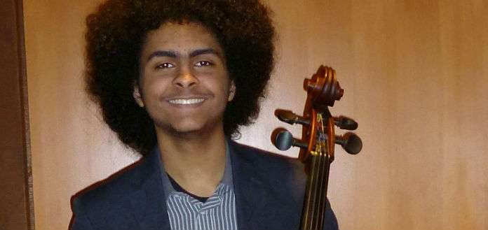 Nygel Witherspoon Cellist Cello Cover
