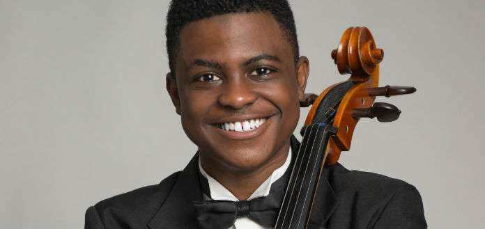 Sterling Elliott Cellist