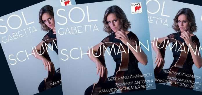 Out Now Cellist Sol Gabettas New Cd Schumann Listen