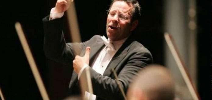 Steven Sloane Conductor Jeusalem Symphony Cover