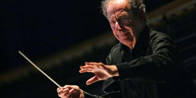 SAD NEWS | Italian Conductor & Composer Carlo Franci Has Died - Aged 94 [RIP]