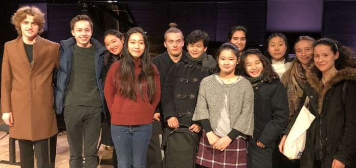 Carl Nielsen International Violin Competition 2nd Round Cover