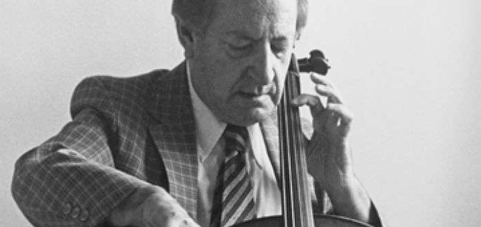 George Neikrug Cello Cellist Died Cover