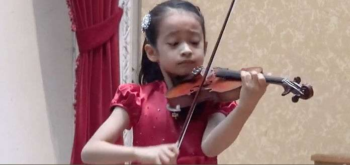 Himari Yoshimura Violinist Grumiaux Internatonal Violin Competition Cover