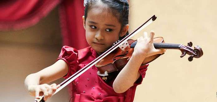 BREAKING | 7-Year-Old Wunderkind Awarded Grand Prize at