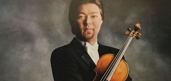 Joseph Swensen Beethoven Violin Concerto Previn Royal Philharmonic Cover