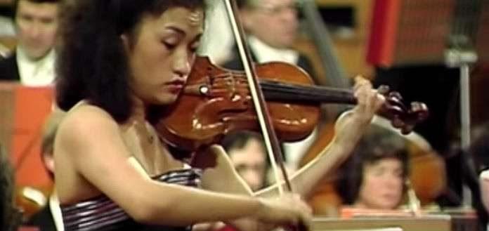 Kyung Wha Chung Walton Violin Concerto Cover