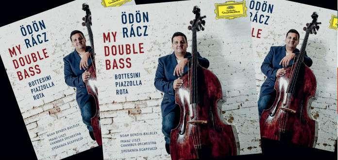 OUT NOW | Double Bassist Ödön Rácz's New Album: 'My Double