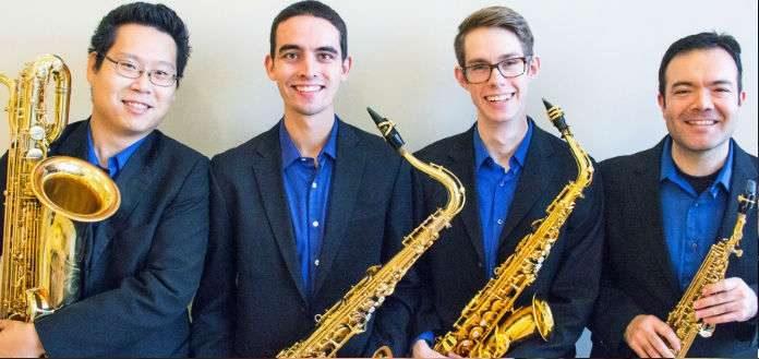 Soma Saxophone Quartet Cover