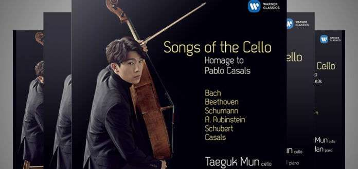 Taeguk Mun Cello Cover