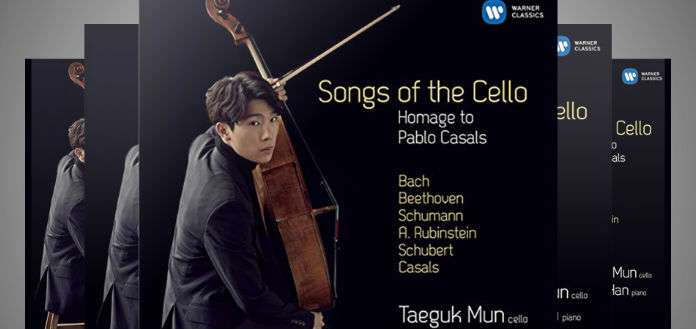 Taeguk Mun Cello Cover