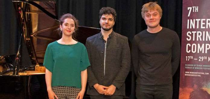 Windsor Festival String Competition Finalists Cover